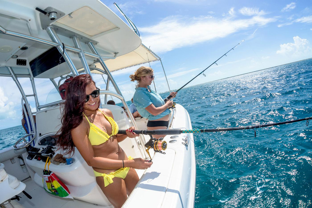 Reef Fishing in Turks & Caicos