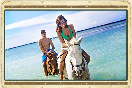 Horseback Ride 'N' Swim