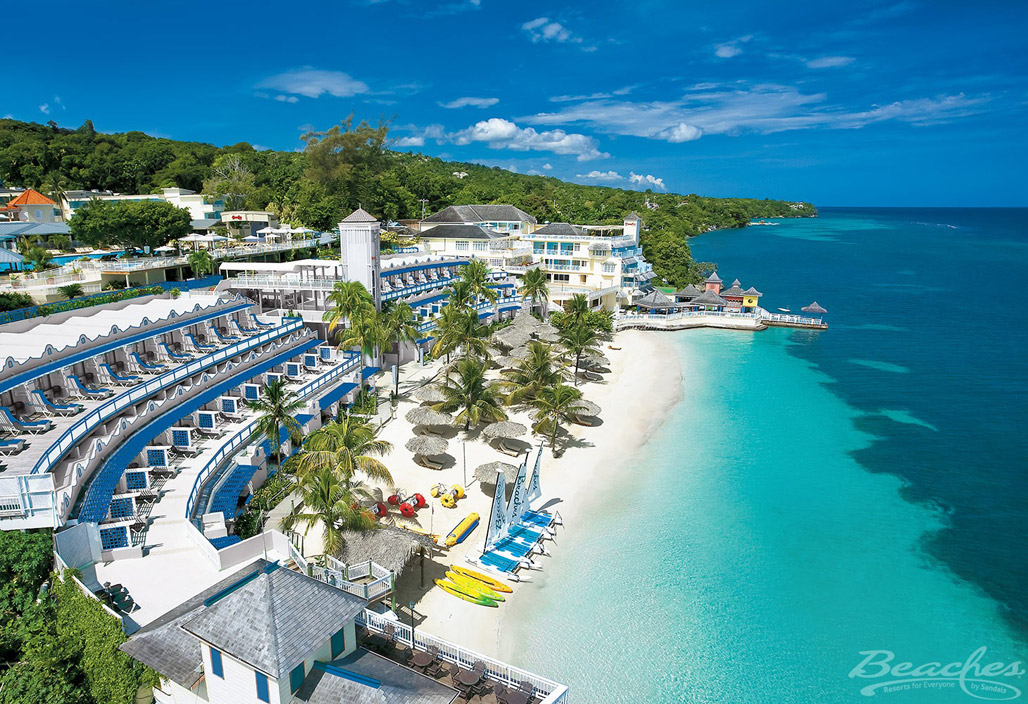Trip Contribution to Beaches Ocho Rios