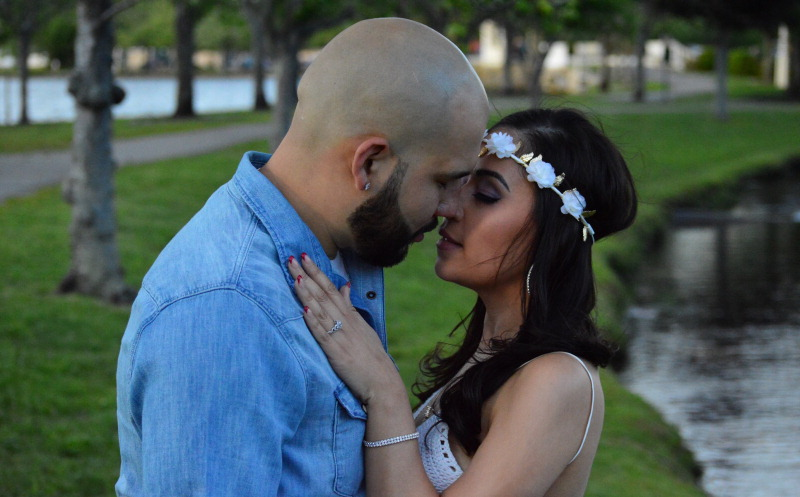 Serena Alvarez and Jose Trujillo