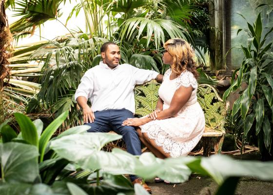 Saabira Alexander and Christopher Bowen's Honeymoon Registry